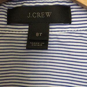 J. Crew Tops - NWOT J Crew Cap Sleeve Blouse